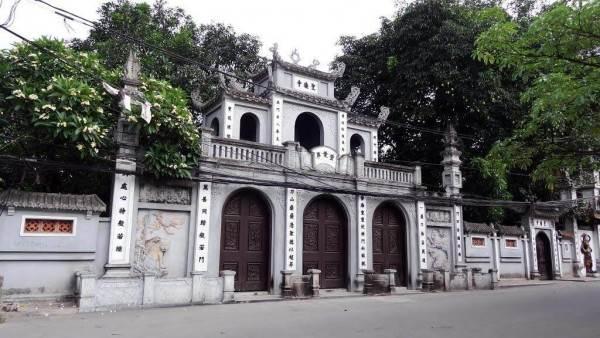 Ngôi chùa cầu duyên linh thiêng Chùa Hà