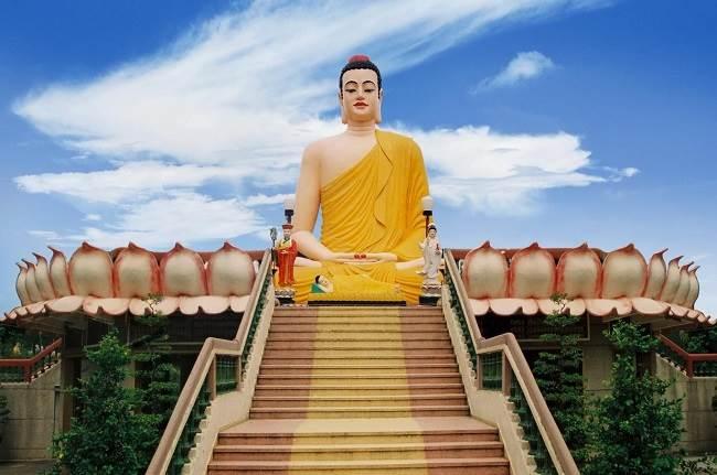 Ngôi chùa cầu duyên linh thiêng - CHÙA BÁT BỬU PHẬT ĐÀI