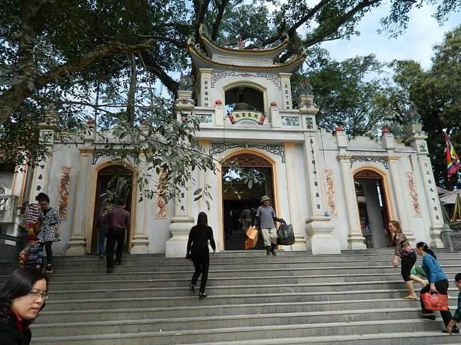 Ngôi chùa cầu duyên linh thiêng -Đền Bắc Lệ