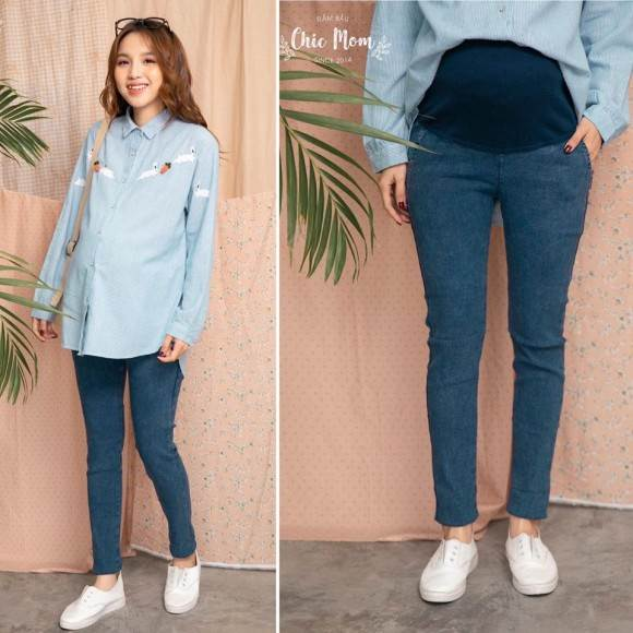 5 shop thời trang bà bầu đẹp và chất nhất Hà Nội