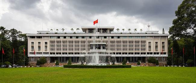 Di Tích lịch sử viêt nam  - Dinh Độc Lập