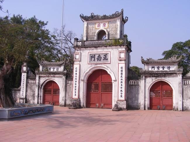 Đền Trần  - Nam Định