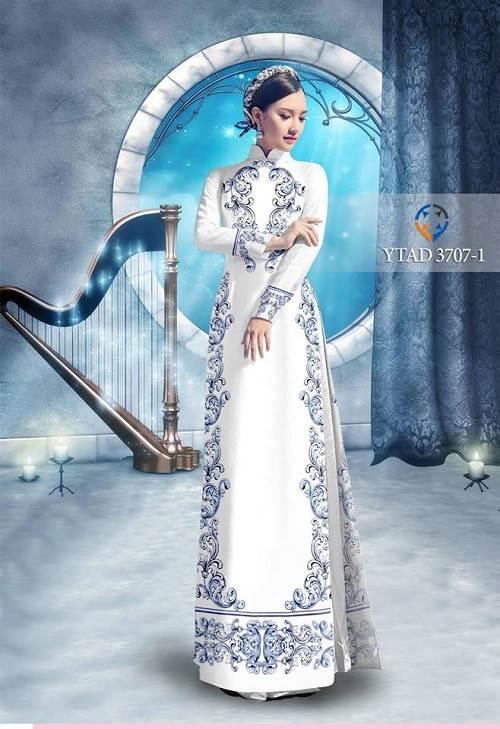 Top 10 địa chỉ may áo dài đẹp nổi tiếng nhất Hà Nội