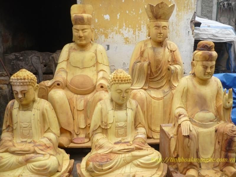 Sản phẩm của Làng nghề Sơn Đồng