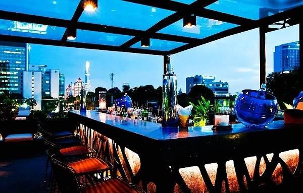 10 quán bar nổi tiếng nhất Sài Gòn
