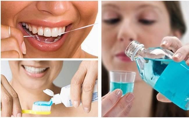 Vệ sinh răng miệng đúng cách là những thói quen tốt cho sức khỏe cần lưu ý - thói quen tốt cho sức khỏe