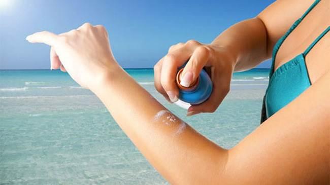Dùng kem chống nắng để bảo vệ làn da của bạn - thói quen tốt cho sức khỏe