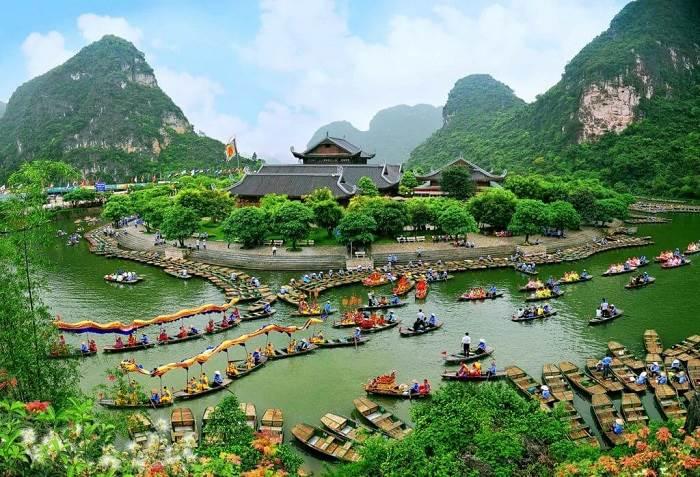Top 10 khu du lịch xanh Tràng An