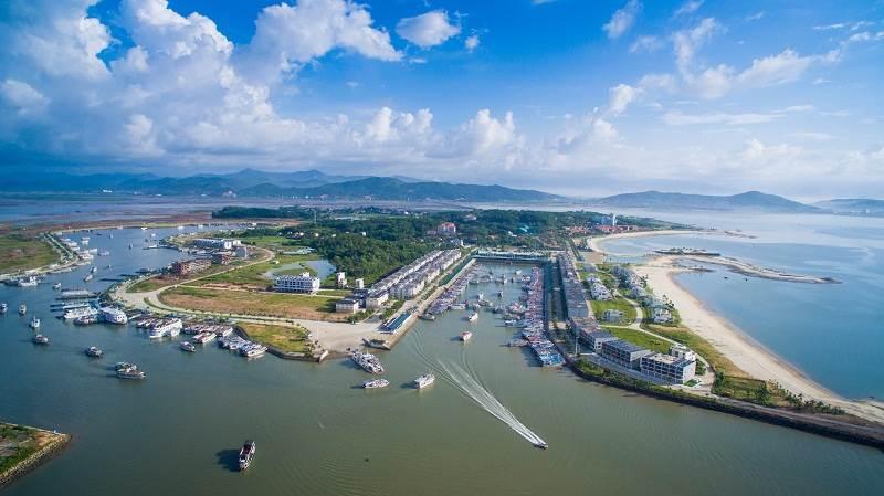 Top 10 khu du lịch xanh Tuần Châu Hạ Long