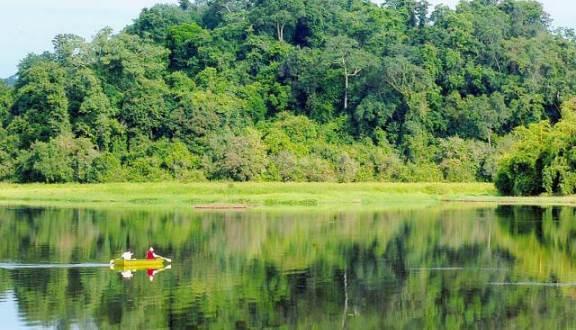 Top 10 khu du lịch xanh Vườn Cát Tiên