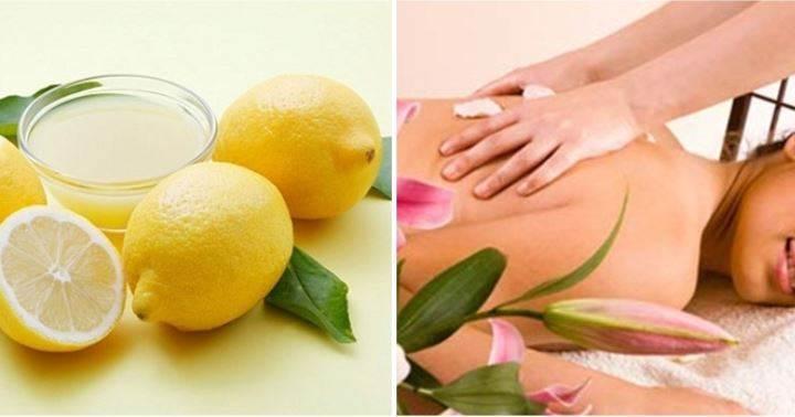Công dụng làm đẹp từ chanh tươi kết hợp với dầu olive
