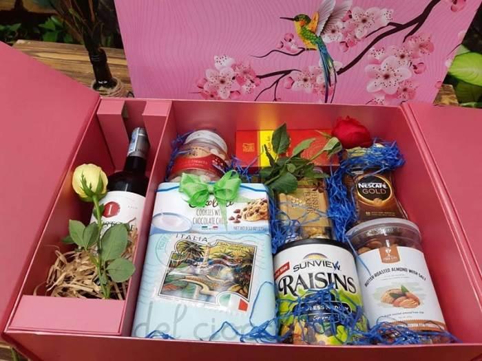 Top 11 địa chỉ bán giỏ quà tết ý nghĩa và sang trọng tại Hà Nội