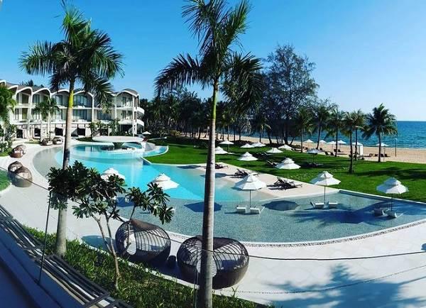 Phú Quốc có những resort cao cấp mang tiêu chuẩn quốc tế