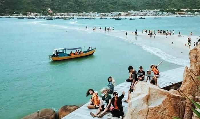 Du lịch Quy Nhơn - Hòn Khô
