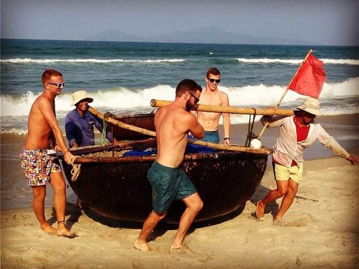 Bãi biển An Bàng cũng lọt vào danh sách nhữn bãi biển đẹp nhất Việt Nam