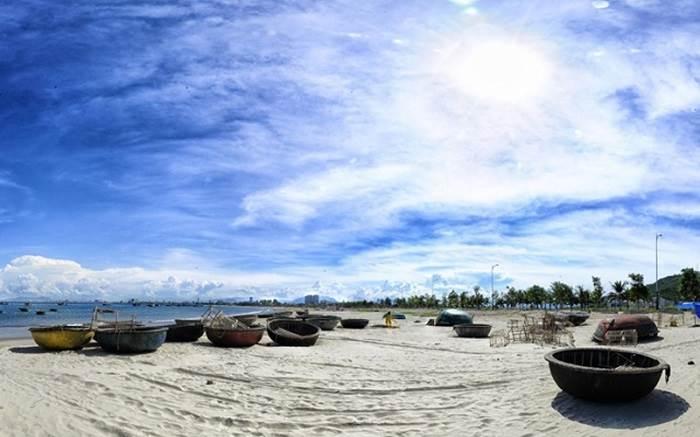 Đà Nẵng - Có những bãi biển đẹp nhất Việt Nam