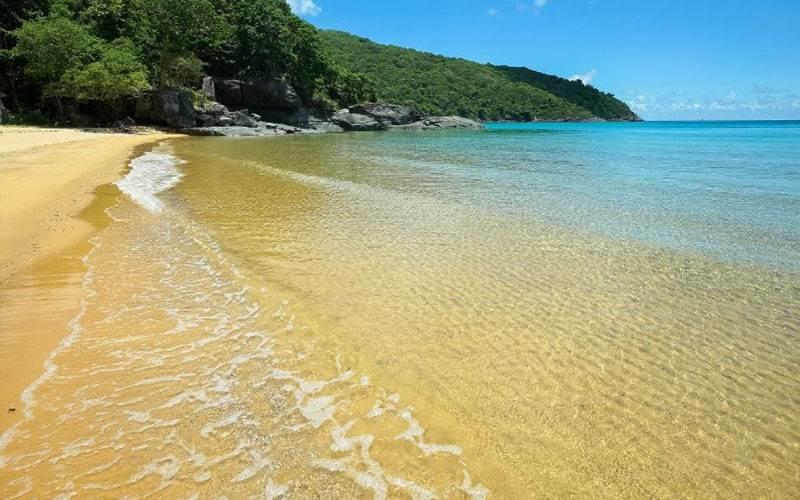Côn Đảo - địa danh gắn liền với lịch sử Việt Nam nay đã là một trong những bãi biển đẹp nhất Việt Nam