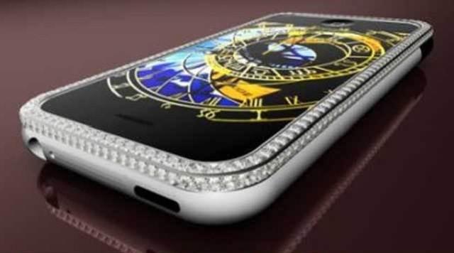 Chiếc điện thoại đắt giá nhất thế giới - IPhone Princess
