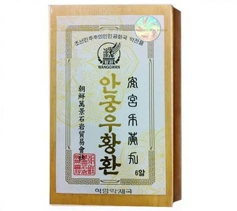 Review An Cung Ngưu Hoàng Hàn Quốc Wanson hộp 6 viên có tốt không?