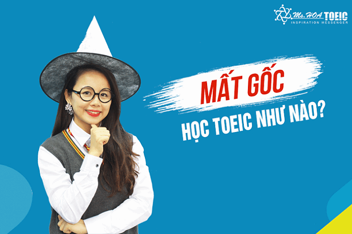 Top 10 trung tâm tiếng anh - Ms Hoa Toeic