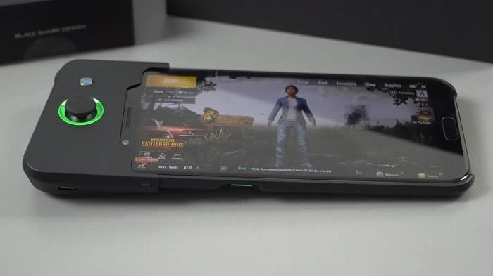 Xiaomi Black Shark - Sản phẩm thiết kế riêng để chơi game online