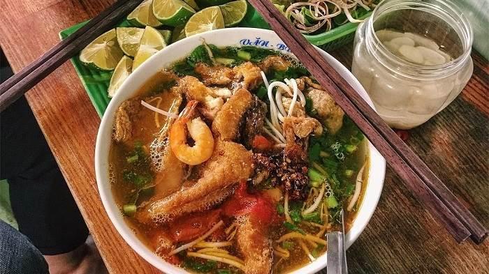 Phố canh cá lọt vào danh sách Top 6 con phố ẩm thực tại Thái Bình