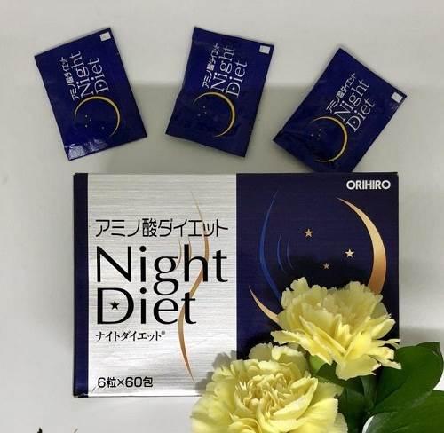 Viên uống giảm cân Orihiro an toàn cho sức khỏe