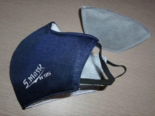 Khẩu trang than hoạt tính S.MASK N95