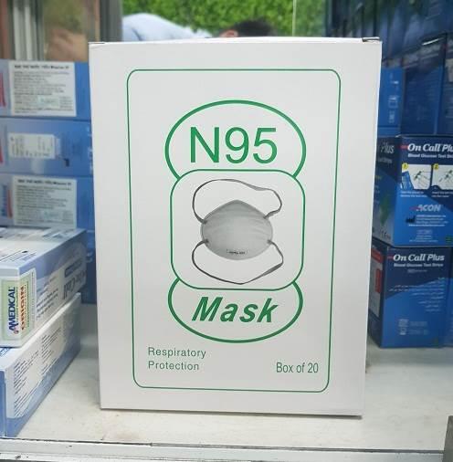 khẩu trang N95 đang được tin dùng hàng đầu hiện nay