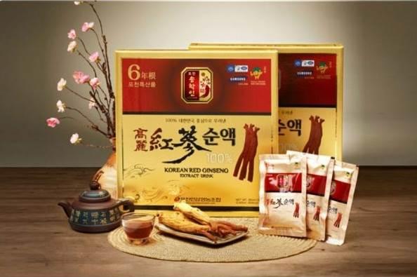 Korean Red Ginseng Extract Drink thích hợp  với nhiều đối tượng người dùng