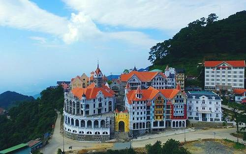 khách sạn venus - kinh nghiệm du lịch tam đảo