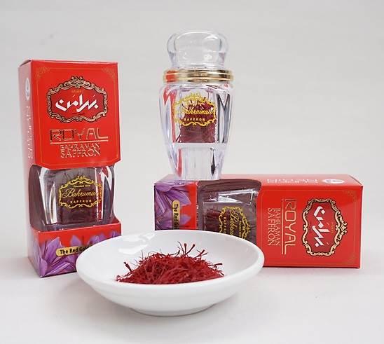 Nhụy hoa nghệ tây Tây Á – Saffron Bahraman