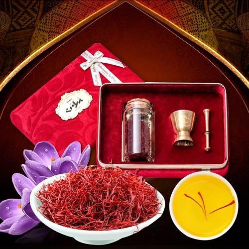 Saffron Bahraman Iran