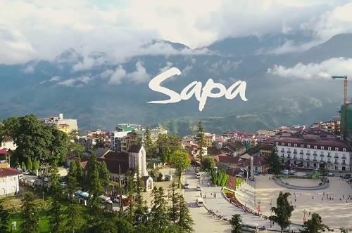 sapa - thành phố du lịch việt nam