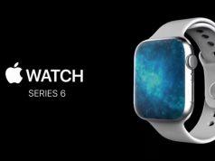 Apple Watch Series 6 không viền tuyệt đẹp với màn hình viền siêu mỏng