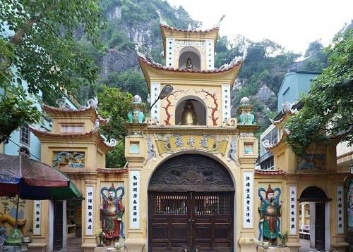 chùa long tiên - điểm du lịch tâm linh ở quảng ninh