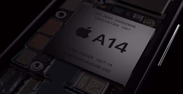 Chip A14 được trang bị trong iPhone 12 5G