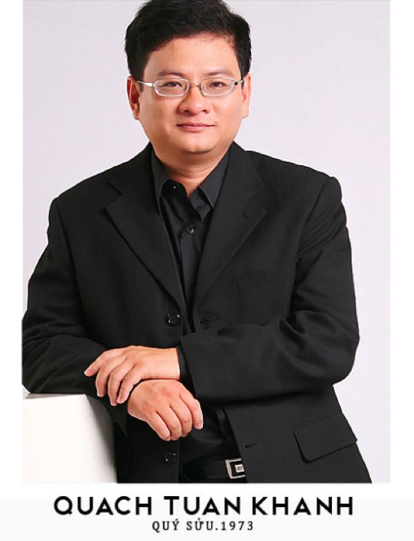 Tiến sĩ - Diễn giả Quách Tuấn Khanh