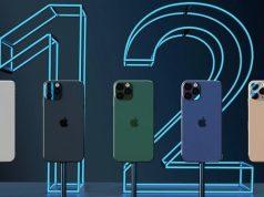 Mô hình iPhone 12 dựa trên những tin đồn