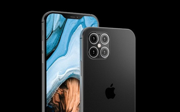 iPhone 12 sẽ có 4 camera sau với thiết kế cân đối