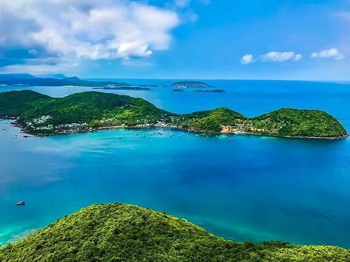 đảo phú quốc - một trong những hòn đảo ở kiên giang