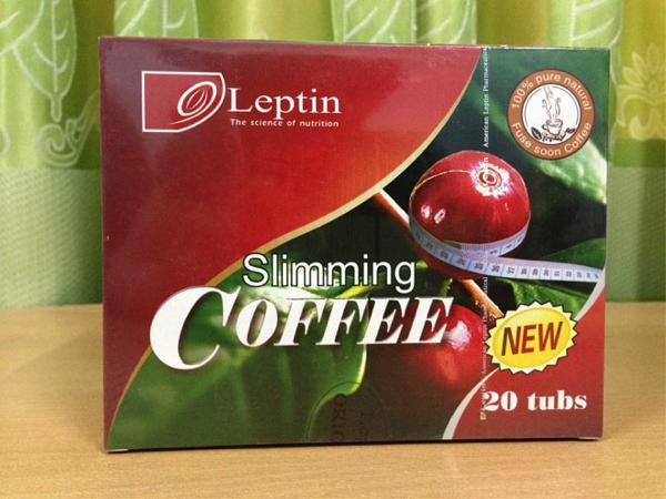 Cà Phê giảm cân Slimming Coffee