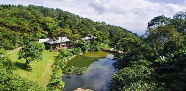Melia Ba Vi Mountain Retreat Resort gần Hà Nội