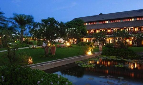 V-Resort – khu nghỉ dưỡng gần hà nội