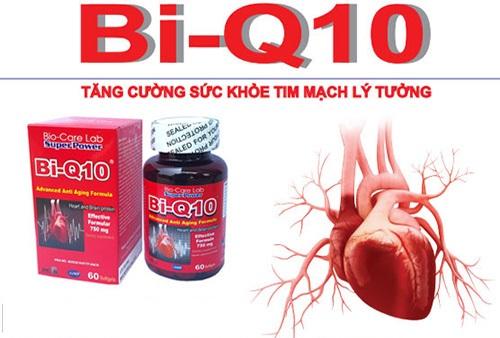 CoQ10 là gì?Tìm hiểu thành phần CoQ10 có trong Bi-Q10?