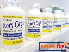Review Ivory Caps Amazon, Ebay – Viên trắng da Glutathione của Mỹ