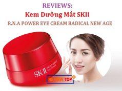 Review kem dưỡng mắt SKII R.N.A Power Eye Cream Radical New Age