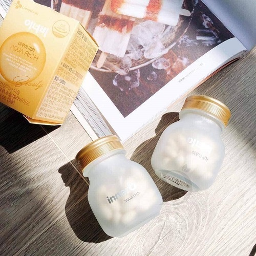 Viên uống cấp nước và Collagen Innerb Aqua Rich review có tốt không?