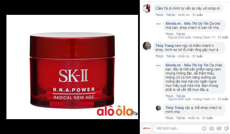 SK-II R.N.A. Power Radical New Age