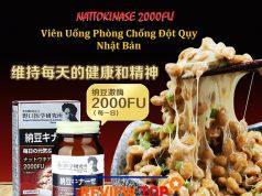 Viên uống NATTOKINASE 2000FU Noguchi review từ người dùng tốt không?